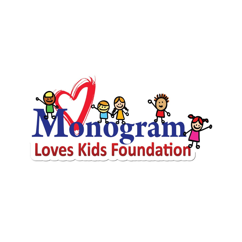 Monogram Loves Kids Foundation logo